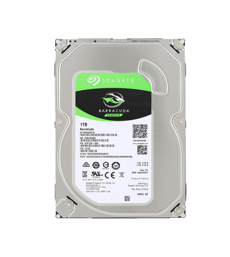Hard Disk Internal Seagate 1TB Baracuda