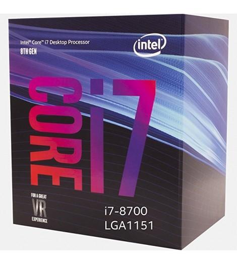 Intel® Core™ i7-8700 Processor Coffe Lake