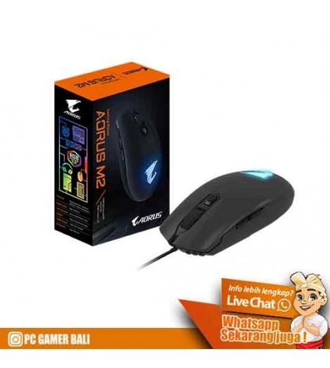 Mouse Gaming Aorus M2 PC Gamer Bali
