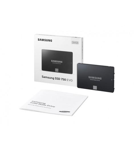 SSD Samsung 500GB 750 evo