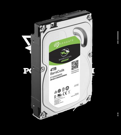 Hard Disk Internal Seagate 4 TB SATA3