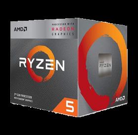AMD RYZEN™ 5 3400 G