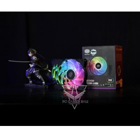 Fan Cooler Master MF120R A-RGB 3 in 1