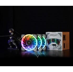 Fan Alseye D-Ringer Rainbow CRLS-300DLWS