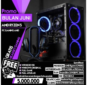 PC Gamer Bali Promo Rakitan PC Bulan Juni