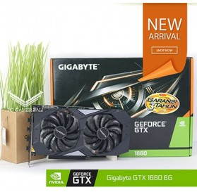 Gigabyte GeForce GTX 1660 6GB DDR5 OC