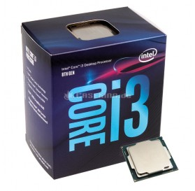 Intel® Core™ i3-8100 Processor Coffe Lake