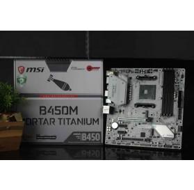 Motherboard MSI B450M Mortar Titanium
