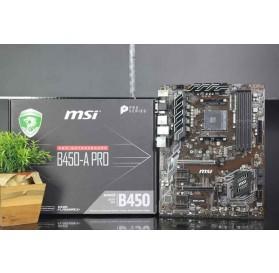 Motherboard MSI B450-A Pro