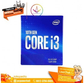Intel I3 10100F PC Gamer Bali