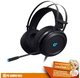 PC Gamer Bali Official Headset Gaming Dbe GM200