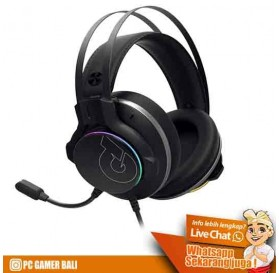 PC Gamer Bali Official Headset Gaming Dbe GM350