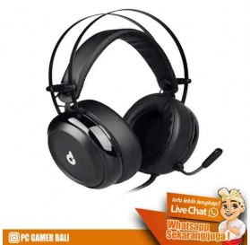 PC Gamer Bali Official Headset Gaming Dbe GM250