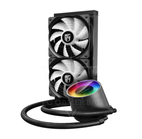 Water cooler deepcool Castle 240 RGB V2