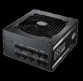 PSU Cooler Master MWE Gold 550 80+ Gold Full Modular