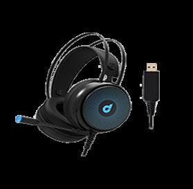 Headset Gaming dbe GM180
