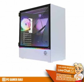 PC Gamer Bali Cube Gaming Klassis
