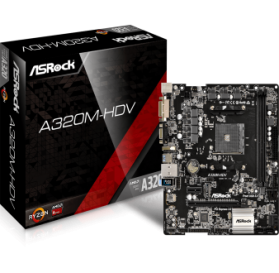 Motherboard ASROCK A320M-HDV