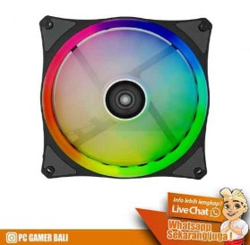 PC Gamer Bali Fan Alseye A14 RGB