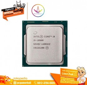 INTEL I9 10900 PC Gamer Bali