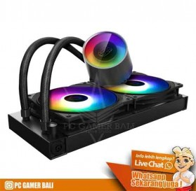 PC Gamer Bali Deepcool Castle 360RGB v2