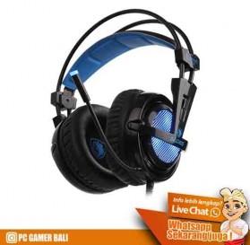 PC Gamer Bali Headset Gaming Sades Locust Plus