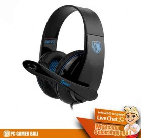 PC Gamer Bali Official Headset Sades T Power
