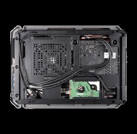 Cougar QBX Ultra Compact Pro Gaming Mini ITX Case