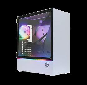 Cube Gaming Klassis WHITE