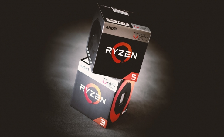 AMD Ryzen 5 2400G dan AMD Ryzen 3 2200G, worth it ga yah?
